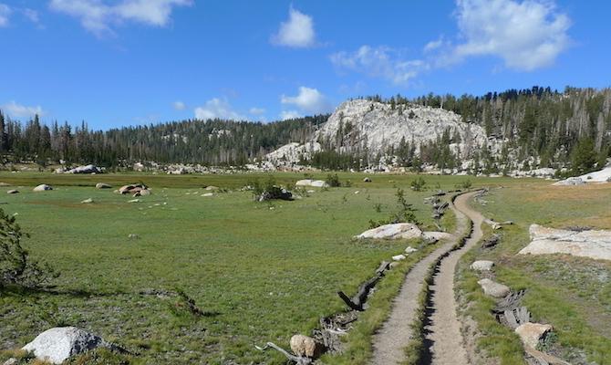 John Muir Trail - USA