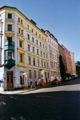 Quartier color� et vert de Berlin