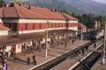 Gare de P�trosani