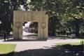 La porte du baiser de Brancusi
