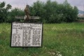 Monument aux morts dans les Maramures