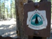 JMT and PCT share some part of trail
