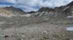 Vue vers le sud depuis le Muir Pass