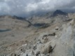 View from Mather pass (to nord, where I come from)