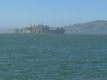 Alcatraz vue depuis Embarcadero