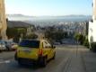 Baie de San Francisco depuis les hauteurs (derri�re la Marina)