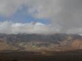 Enclos du volcan (cach� derri�re les nuages)