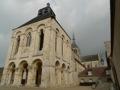 Eglise et monast�re � Saint Benoit sur Loire. (Vraiment tr�s beau !)