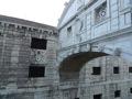 Pont des soupirs (vu depuis le Palais des  Doges)
