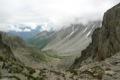 Vue sur la Suisse depuis la fen�tre d