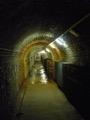 Tunnel entre la prison et le tribunal