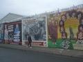 Les fresques murales de Belfast