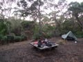 Devils Kitchen camp ground