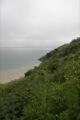 Une des plages des Rosaires