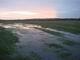 Lev� de soleil vers la pointe de Jardeheu