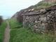 Un des nombreuses cabannes des douniers (construites dans la fin du 19e)