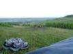 R�veil dans les vignes au dessus de Epernay :-)