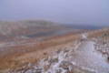 Ben Nevis - Premieres neiges