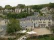 Montsoreau, vu du chateau.