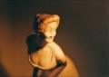 Yvette Guibert par Toulouse Lautrec