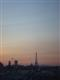 26 janvier 2008, Tour Eiffel depuis l