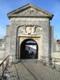 Une des portes de la ville de St Martin en R�