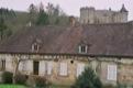 Ancienne auberge de Chatellux au bord de la Cure