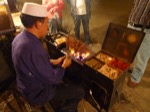 Brochettes � Xiahe