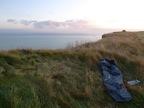 Bivouac sur la falaise