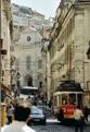 Rue dans Lisbonne