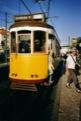 Vieux tram de Lisbonne