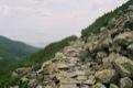 Avant Batizovsk� pleso.<br> (Hautes Tatras)