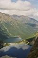 Refuge (Morskie Oko) au bord du 2� lac ... si, si ... cherchez bien ...<br> (Hautes Tatras - Pologne)