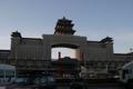 Gare ouest de Beijin