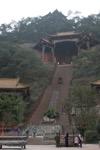 Montee vers le temple DaFo
