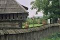 Villages en bois dans les Maramures