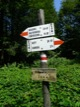 In Poland, it is nice to hike with the excellent signs.