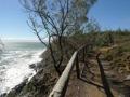 Walk on the coast