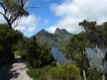 Cradle mountain and St Clair lac