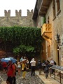 Balcon de Juliette - V�rone