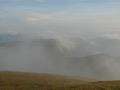 Cr�tes du Jura nous les nuages