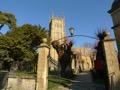 Eglise de Moreton-in-Marsh