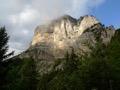 Mont Granier vue depuis La Plagne (o� j
