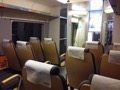 Oslo - Airport express (very comfy)