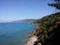 Cefalu. View from our house.