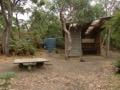 Devils Kitchen camp ground