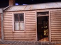 Old typical house in the Melbourne Museum