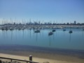 St Kilda (and the city centre in background)