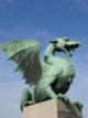 Ljubljana et son dragon