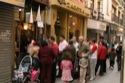 "Sevilla, pr�paratifs pour la ""Semana Santa"""